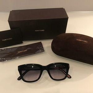 BRAND NEW | TOM FORD Sunglasses - Snowdon (Black)